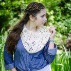 Primrose Crochet Cowl Pattern