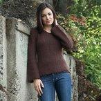 Genia Pullover Pattern