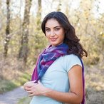 Whispers Shawl or Shawlette Pattern
