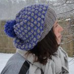 Slouchy Honey Hat