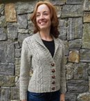 Autumn Morning Cardigan