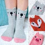 Pawsome Pals Animal Socks