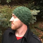 Rolling Hills Cable Hat