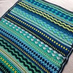 Baby Blues Blanket Pattern