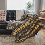 Daya Lace Throw