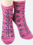 Torcello Bridge Socks