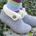 Gliss Felted Slippers
