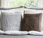 Home & Love Throw Pillows