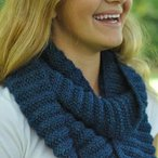 Sims Cowl Scarf Pattern