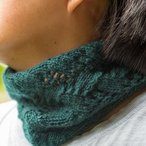 Fern Grotto Cowl Pattern
