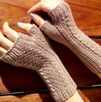 Strake and Strand Mitts