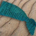 Baby Mermaid Tail Pattern