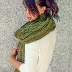Gormlaith Scarf Pattern