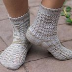 Cafe Mocha Socks Pattern