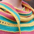 Fall to Spring Shawl Pattern