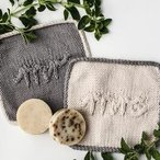 Mr and Mrs Washcloths