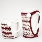 The Holiday Mug Shrug Pattern