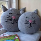 Kittie Pillow Pattern