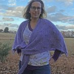 Bumpass Shawl