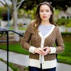 Brails Cardigan Pattern
