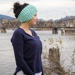 Earflap Hat and Headband