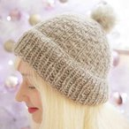 Lattice Beanie Pattern