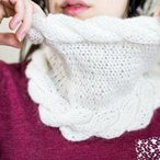 Wavy Edge Cowl Pattern
