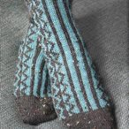 Inlet Socks Pattern