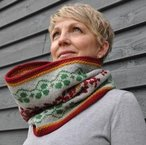 Lucky Kate Cowl Pattern