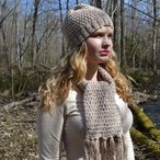 Somerset Hat and Scarf