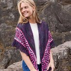 MeshUp Shawl Pattern