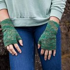 Diamond Leaf Mitts
