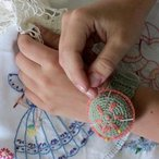 Fleurette Pincushion Three Ways Pattern