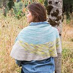 Helianthus Shawl