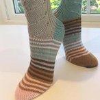 Spring Street Socks Pattern