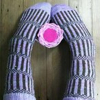 Shoreline Socks Pattern