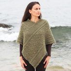 Portree Poncho Pattern