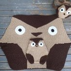 Hexagon Owl Set
