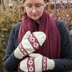Baltic Blizzard Mittens