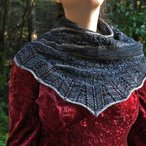 Think of Me Shawlette Pattern