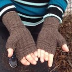 Oakwood Mitts Pattern