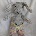 Ralph, the Rabbit Pattern