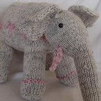 Ella, the Elephant Pattern
