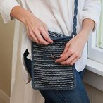 Woven Garter Bag