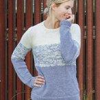Gradient Pullover Pattern