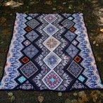 Indian Nights Blanket Pattern