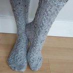 Ceridwen Socks Pattern