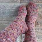 Dance of the Honeybees Socks