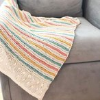 Summer Throwback Baby Blanket
