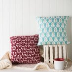Snowy Pillows